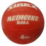 Piłka lekarska rehabilitacyjna VMB-004R 4kg