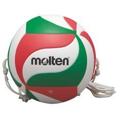 Piłka siatkowa Molten V5M9000-T treningowa (z gumką)