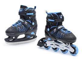 2w1 łyżwy + rolki regulowane SMJ sport JACK