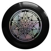FRISBEE X-COM UP175 STAR BLACK Ultimate