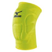 Nakolanniki siatkarskie Mizuno VS1 Kneepad żółte neon