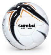 Piłka SMJ sport Samba Brilliant 5 biała