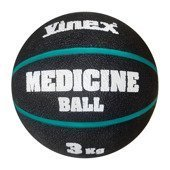 Piłka lekarska rehabilitacyjna VMB-L003G 3kg