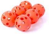 Piłki do unihokeja VPPB-S70S6  O - komplet 6 szt.