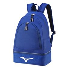 Plecak sportowy z podwójnym dnem Mizuno niebieski