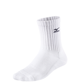 Skarpety Mizuno Volley Socks Medium białe