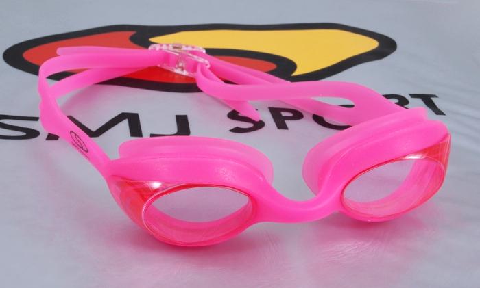 Okularki pływackie SMJ Sport G-440-4 Jr.