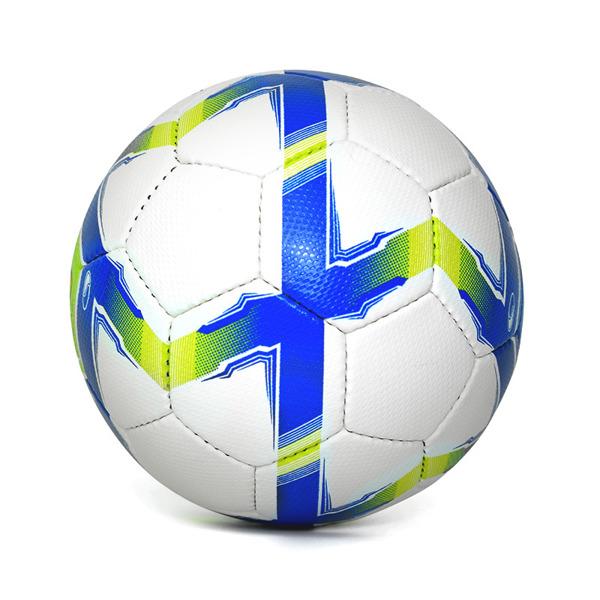 Piłka nożna SMJ sport STREET BLUE 4