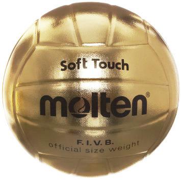 Piłka siatkowa Molten MTV5-SLGL Gold