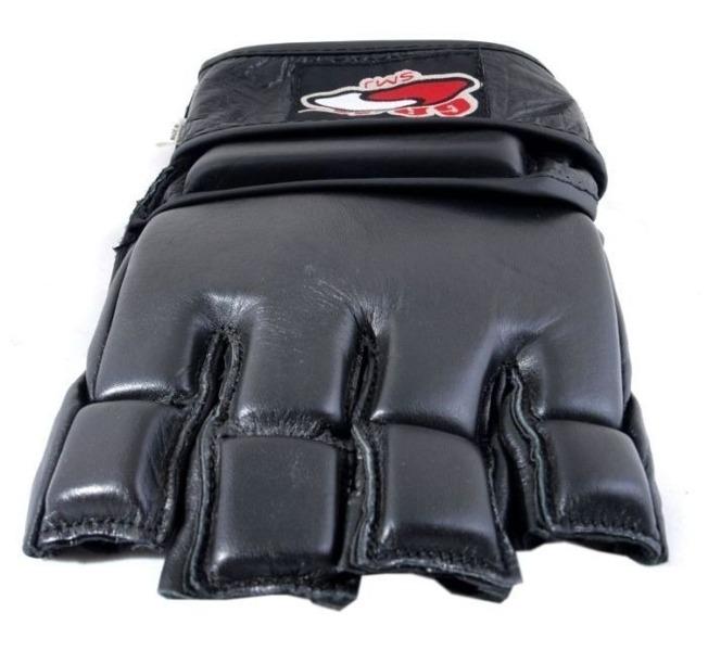 Rękawice bokserskie Smj Sport MMA B skóra