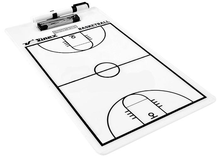 Tablica trenerska do koszykówki VCCBE-B916